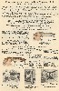 1934 Heddon Catalog showing the various Vamp Spooks avaiable