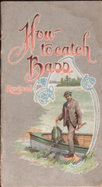 1903 William Shakespeare Fishing Lure Catalog