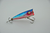 Heddon Tiny Chugger Spook Lure Rainbow Chrome