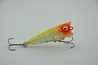 Heddon Tiny Chugger Spook Lure Yellow Shore Clear Belly
