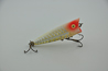 Heddon Tiny Chugger Spook Lure White Shore